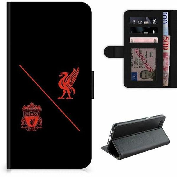 Apple iPhone XR Lyxigt Fodral Liverpool L.F.C.