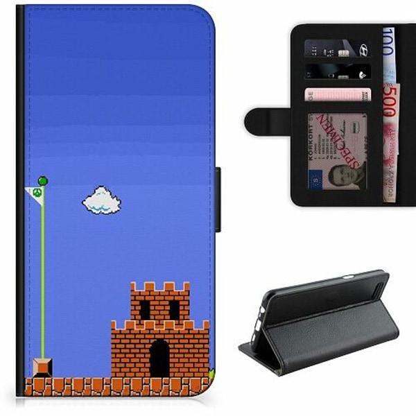 Samsung Galaxy S8 Lyxigt Fodral Mario