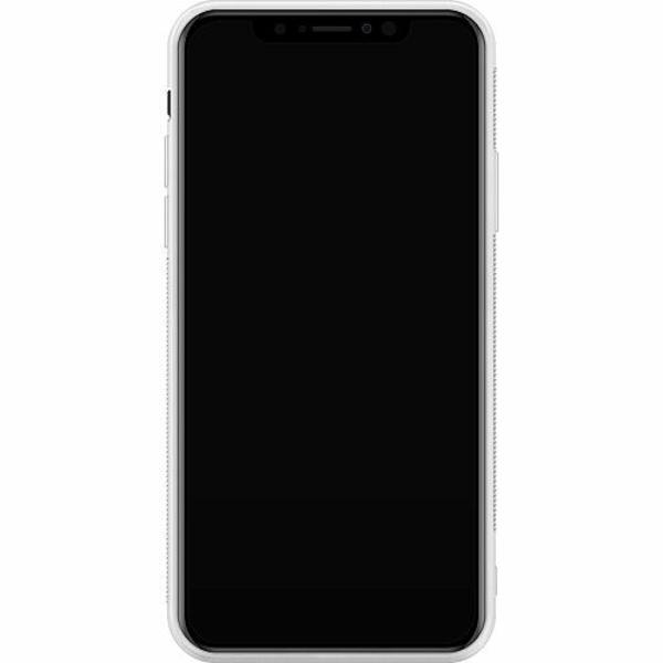 Apple iPhone XS Max Soft Case (Vit) Francesco Totti
