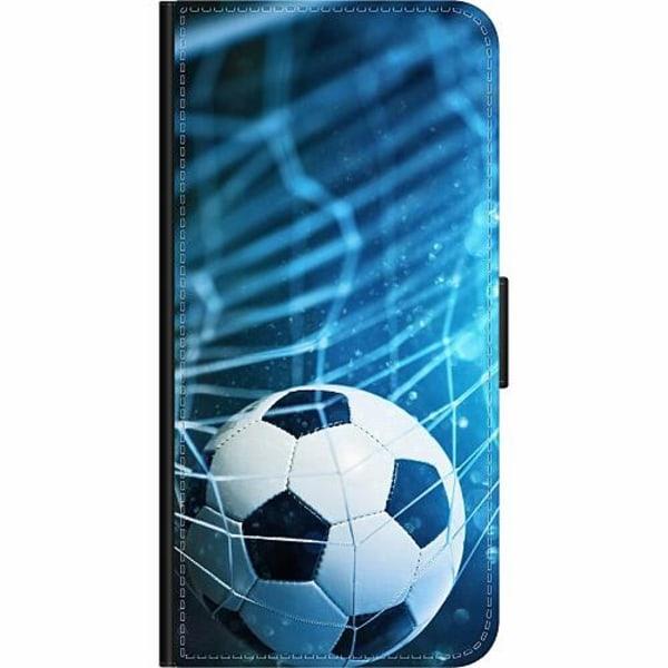 Xiaomi Redmi 9 Wallet Case Fotboll