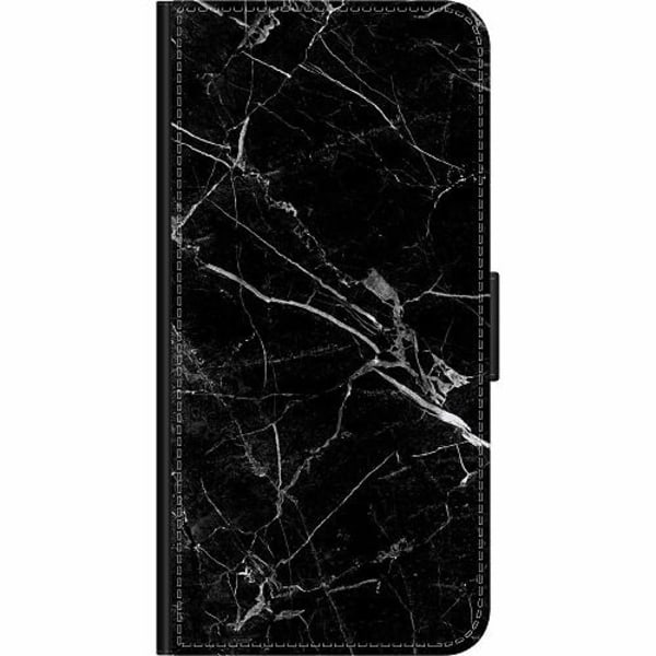 Xiaomi Mi 10T Pro 5G Wallet Case Marmor
