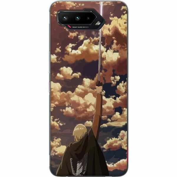 Asus ROG Phone 5 Thin Case Attack On Titan