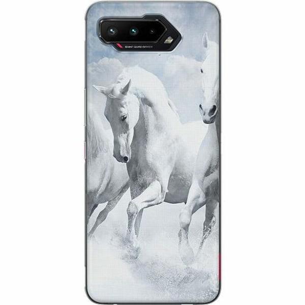 Asus ROG Phone 5 Thin Case Häst / Horse