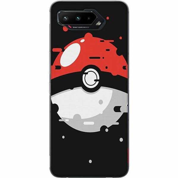 Asus ROG Phone 5 Thin Case Pokemon