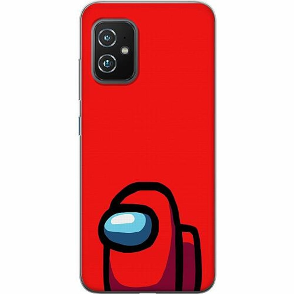 Asus Zenfone 8 TPU Mobilskal Among Us