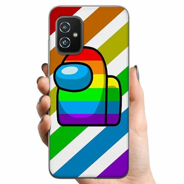 Asus Zenfone 8 TPU Mobilskal Among Us 2021