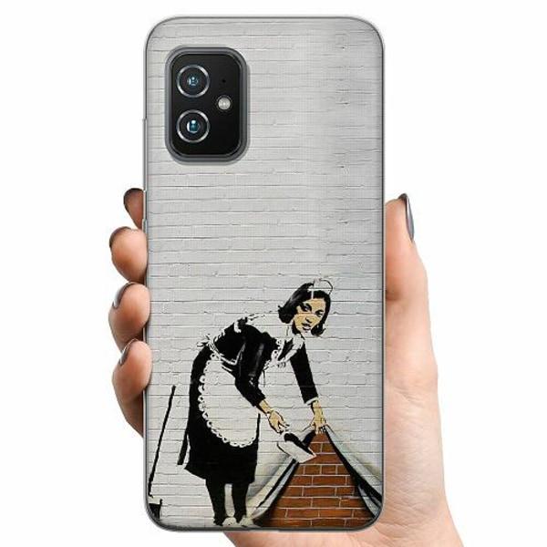 Asus Zenfone 8 TPU Mobilskal AR>T