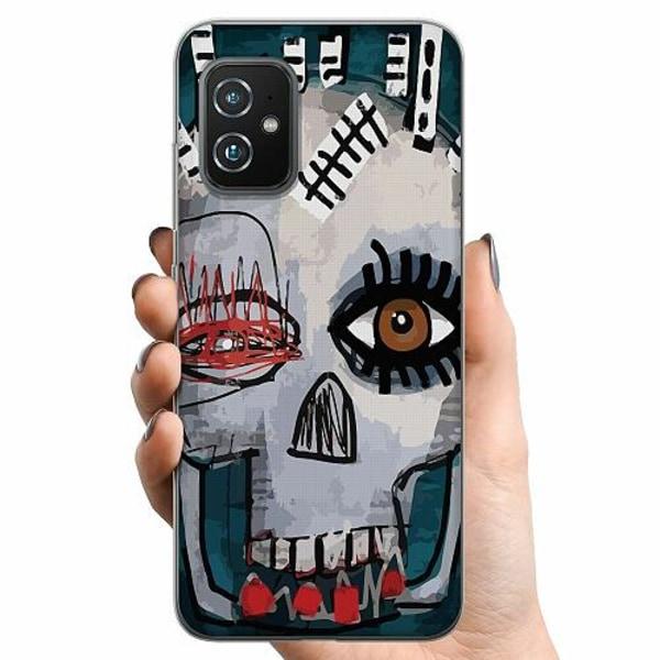Asus Zenfone 8 TPU Mobilskal ART