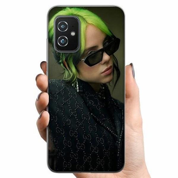 Asus Zenfone 8 TPU Mobilskal Billie Eilish 2021