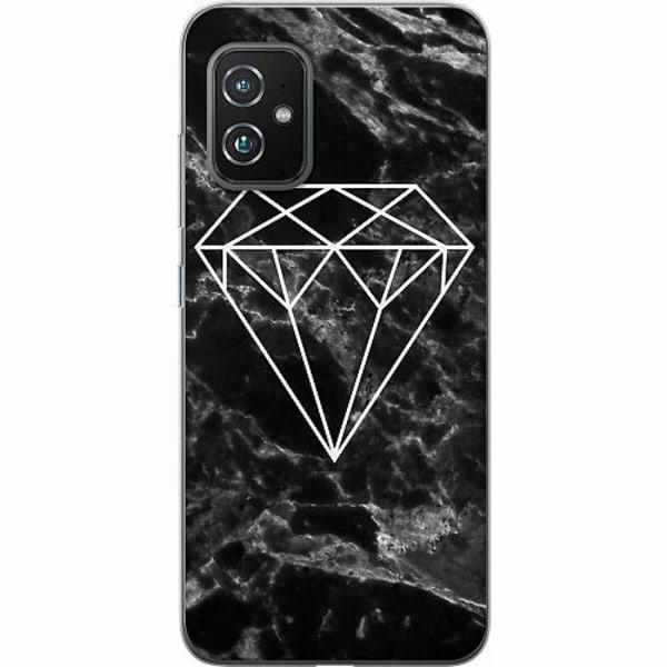 Asus Zenfone 8 TPU Mobilskal Diamant