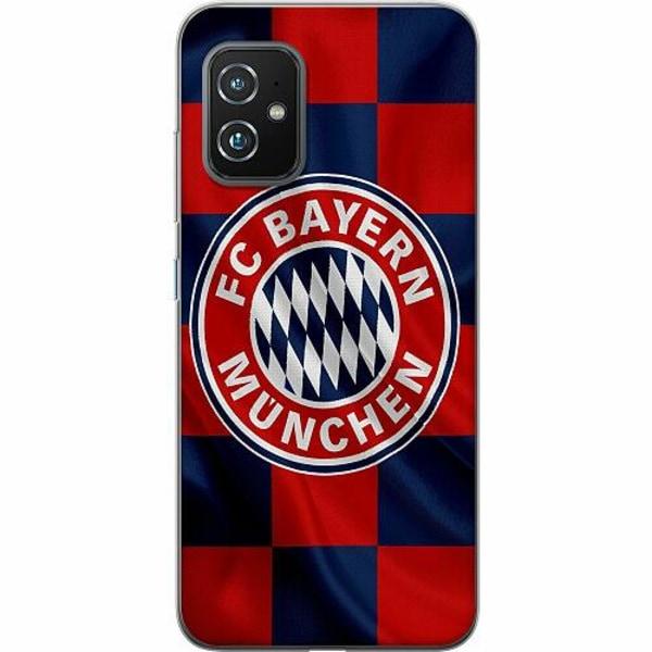 Asus Zenfone 8 TPU Mobilskal FC Bayern München