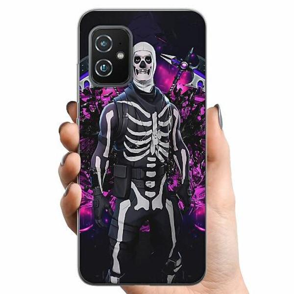 Asus Zenfone 8 TPU Mobilskal Fortnite Skull Trooper