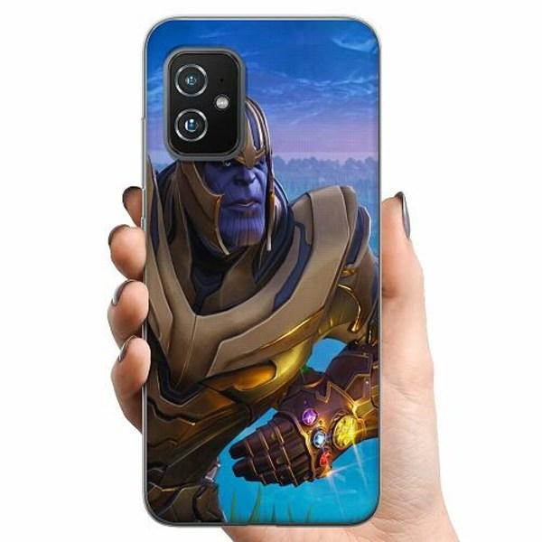 Asus Zenfone 8 TPU Mobilskal Fortnite Thanos