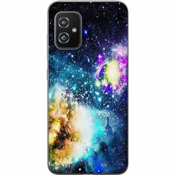 Asus Zenfone 8 TPU Mobilskal Galaxy