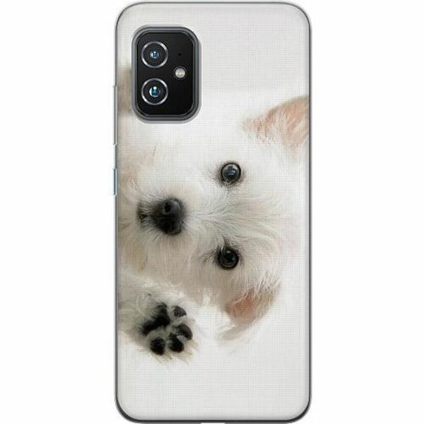 Asus Zenfone 8 TPU Mobilskal Hund