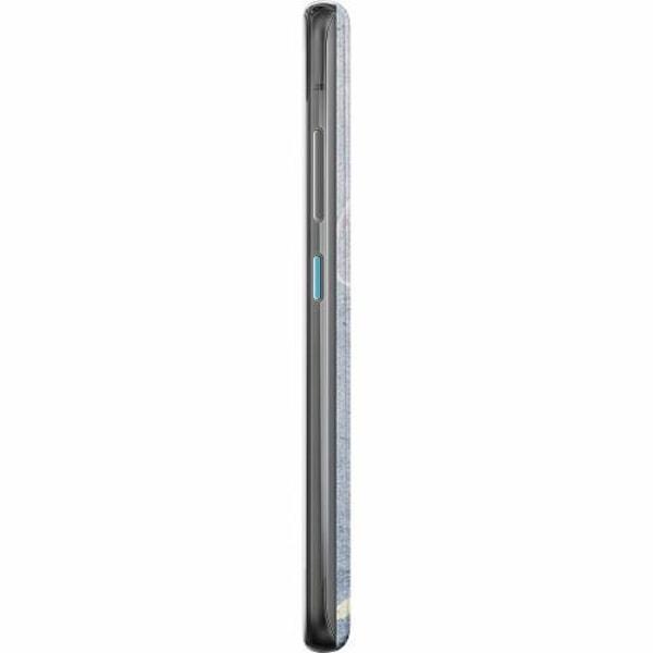 Asus Zenfone 8 TPU Mobilskal Ice
