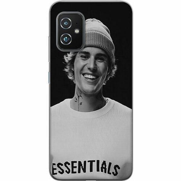 Asus Zenfone 8 TPU Mobilskal Justin Bieber 2021