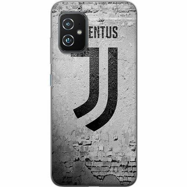 Asus Zenfone 8 TPU Mobilskal Juventus FC