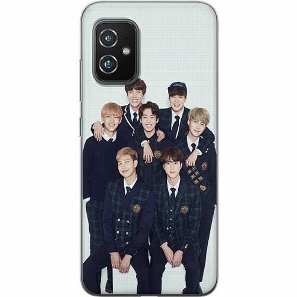 Asus Zenfone 8 TPU Mobilskal K-POP BTS