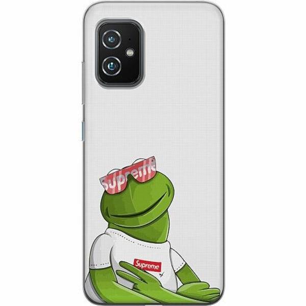Asus Zenfone 8 TPU Mobilskal Kermit SUP