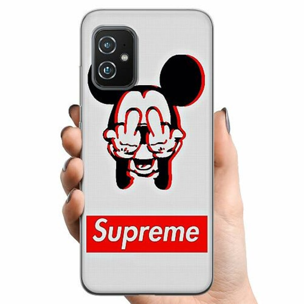 Asus Zenfone 8 TPU Mobilskal Mouse