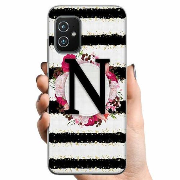 Asus Zenfone 8 TPU Mobilskal N