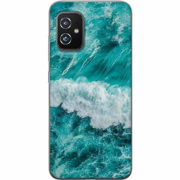 Asus Zenfone 8 TPU Mobilskal Ocean