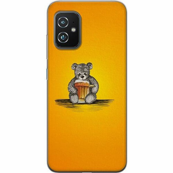 Asus Zenfone 8 TPU Mobilskal Öl