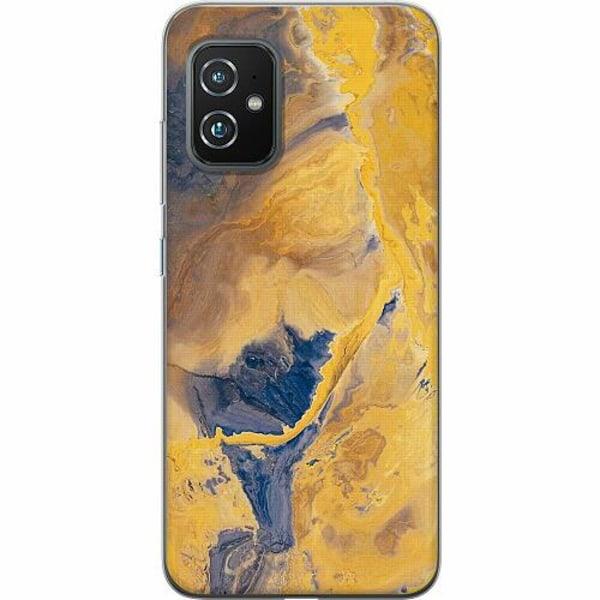 Asus Zenfone 8 TPU Mobilskal Pattern
