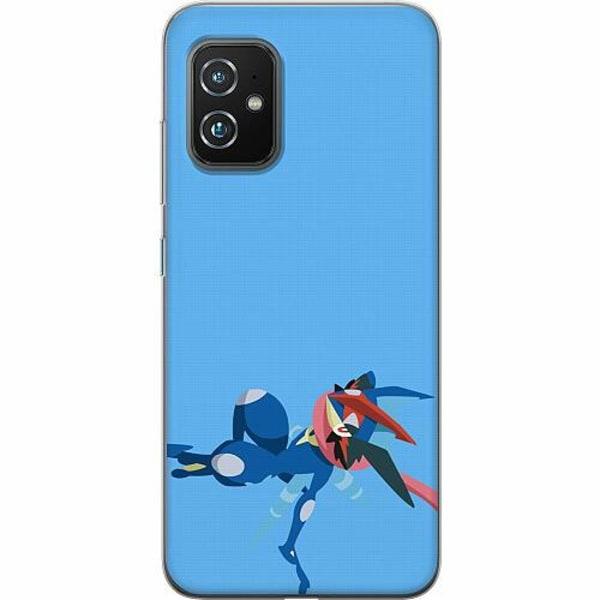 Asus Zenfone 8 TPU Mobilskal Pokémon - Greninja