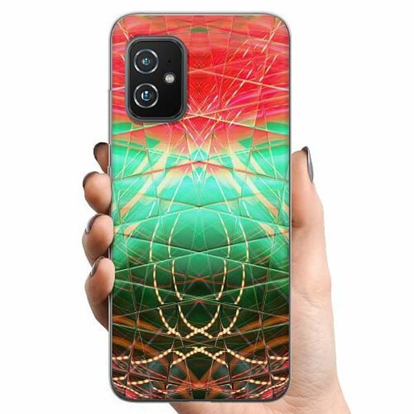 Asus Zenfone 8 TPU Mobilskal Pro-visions