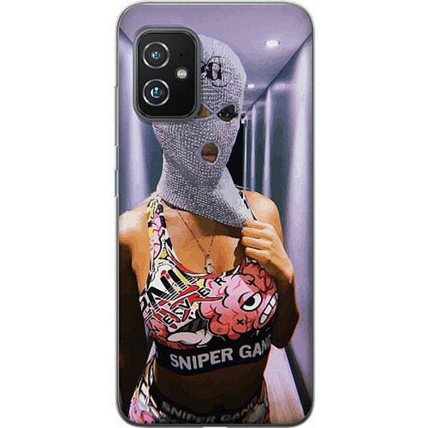 Asus Zenfone 8 TPU Mobilskal Pussy Riot