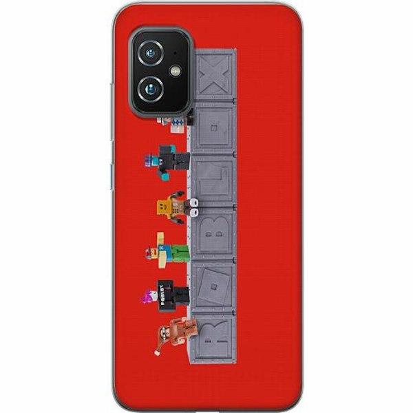 Asus Zenfone 8 TPU Mobilskal Roblox