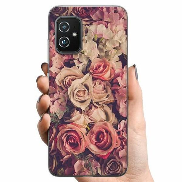 Asus Zenfone 8 TPU Mobilskal Romantic