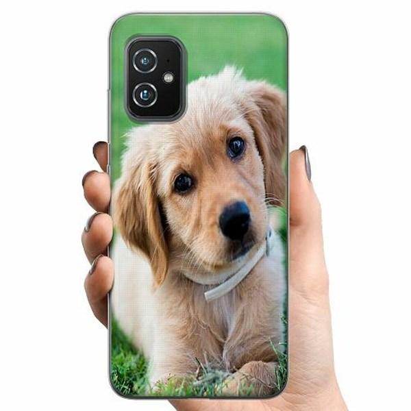 Asus Zenfone 8 TPU Mobilskal Valp