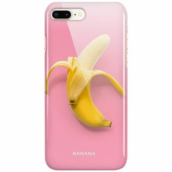 Apple iPhone 7 Plus LUX Mobilskal (Glansig) Banana