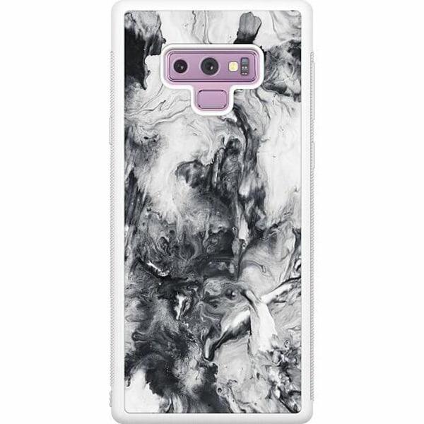 Samsung Galaxy Note 9 Soft Case (Vit) Liquid Smoke