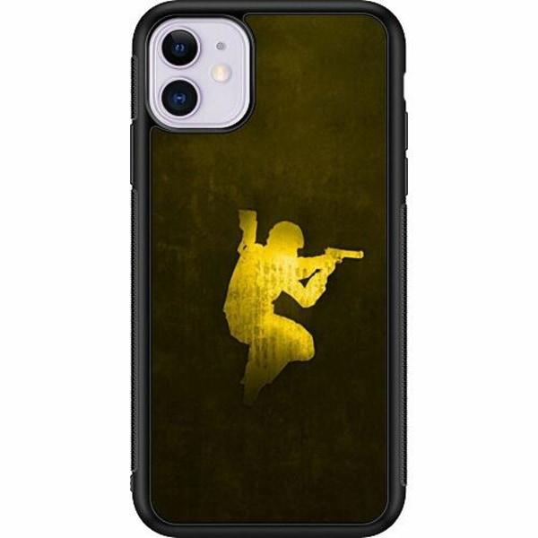 Apple iPhone 11 Soft Case (Svart) CS