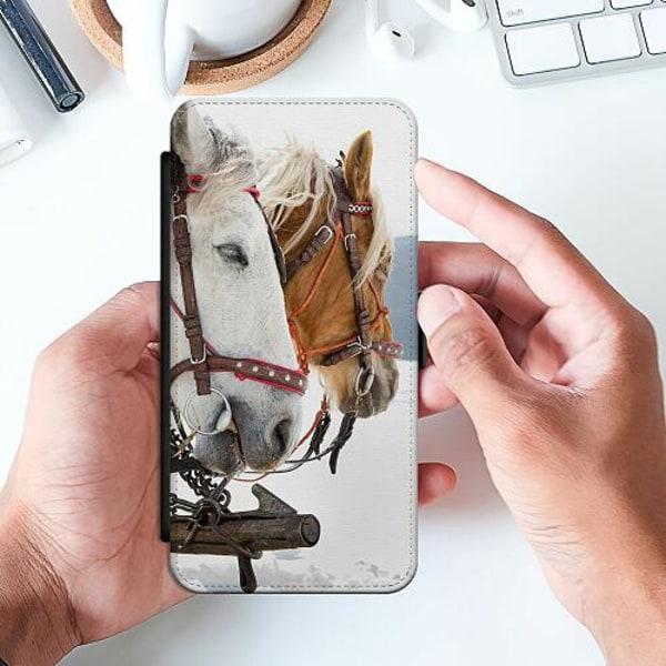 Apple iPhone 8 Slimmat Fodral Häst / Horse