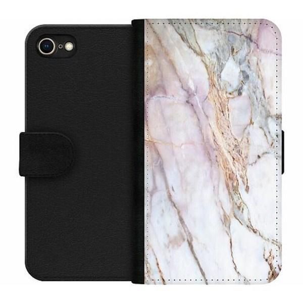 Apple iPhone 8 Wallet Case Marmor