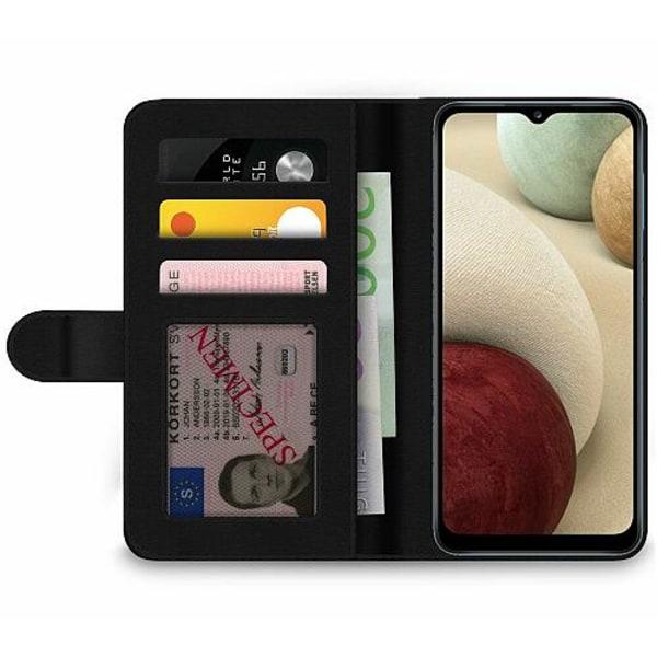 Samsung Galaxy A12 Wallet Case Katt