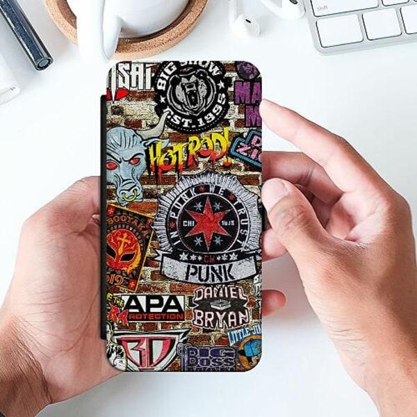 Apple iPhone 8 Slimmat Fodral Stickers