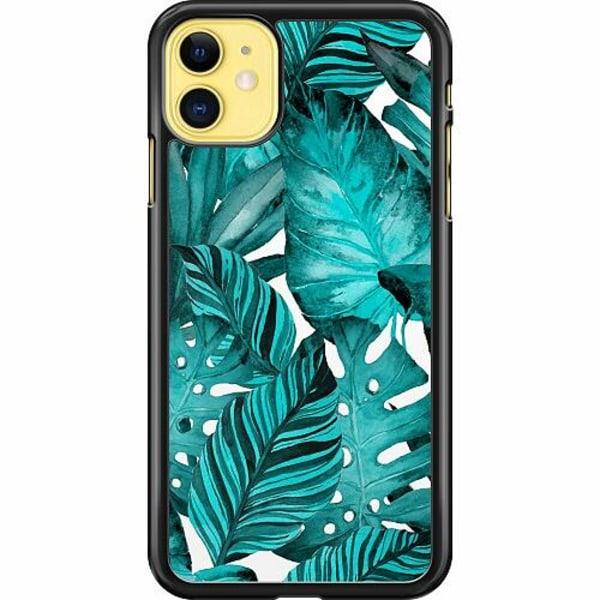 Apple iPhone 11 Hard Case (Svart) Löv