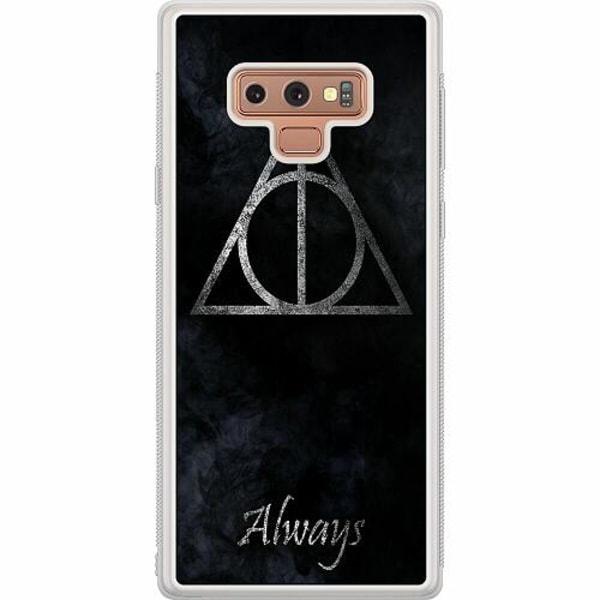 Samsung Galaxy Note 9 Soft Case (Frostad) Harry Potter