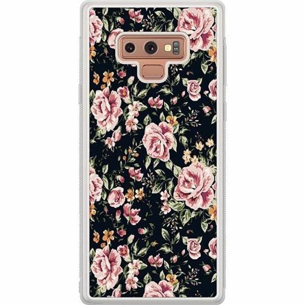 Samsung Galaxy Note 9 Soft Case (Frostad) Flowers