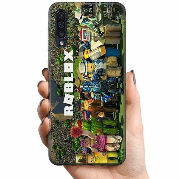 Samsung Galaxy A50 TPU Mobilskal Roblox