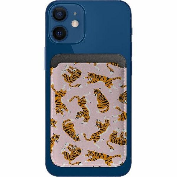 Apple iPhone 12 Korthållare med MagSafe -  Tiger