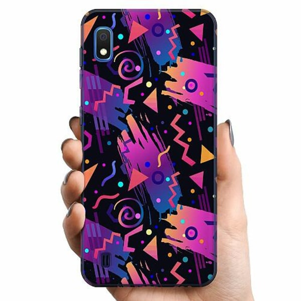 Samsung Galaxy A10 TPU Mobilskal 1980´s