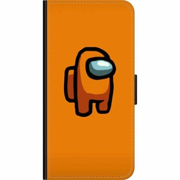 Samsung Galaxy A50 Wallet Case Among Us