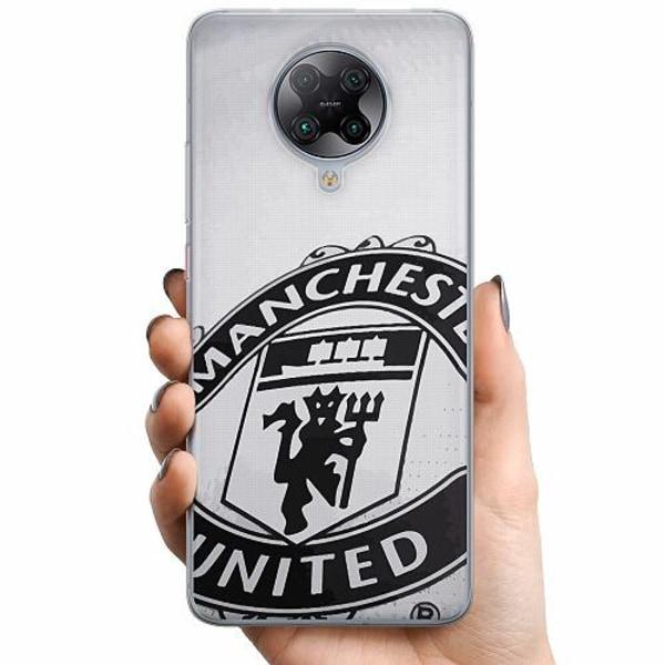 Xiaomi Poco F2 Pro TPU Mobilskal Manchester United FC